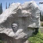 TÜBİTAK MAM'da ki Hannibal Anıtı